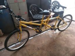 Bicicleta dois lugares