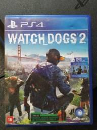 Jogo Watch dogs 2 para PS4