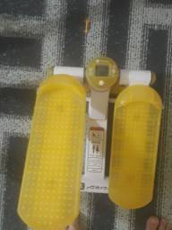 Simulador de escada com amortecedor