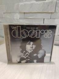 the doors - cd duplo - the best of - coletania - Original