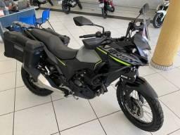 Kawasaki Versys-X 300 TR | ABS Cinza