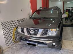 FRONTIER 2012 4X4 SE  TROCO E FINANCIO ACEITO CARRO OU MOTO MAIOR OU MENOR VALOR