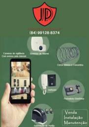 Segurança eletrônica