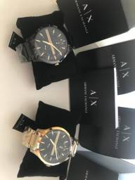 Relógio Armani Exchange Original Muito Toop