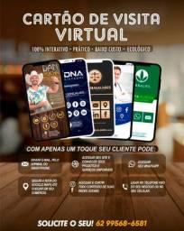Cartão De Visita Digital Interativo (Personalizado)