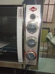 Forno Elétrico Inox Novo (Nunca utilizado)