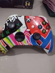 Controle Xbox Séries S  personalizado com paddles