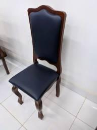 Cadeira Rústica estofada