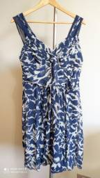 Vestido estampado - Animal Print