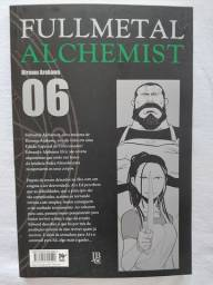 Fullmetal Alchemist vol 06