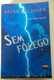 Livro Sem Folego/Brian Selznick