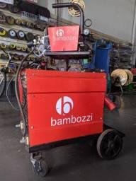 Máquina de Solda Bambozzi - TMC 325 com cabeçote externo
