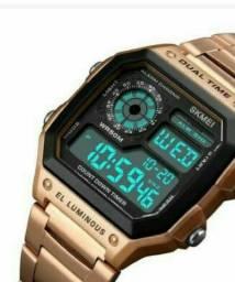 Relógio skmei 100% funcional