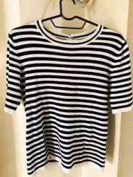 Blusa de linho Zara original