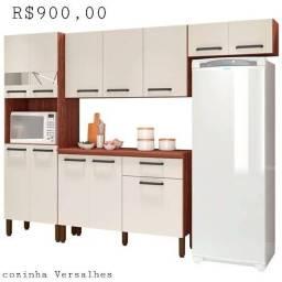 Armário de cozinha montagem grátis