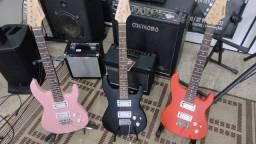 Guitarra Waldman Stratocaster Diversas Cores