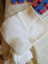 Manta de lã para ensaio fotográfico infantil