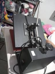Maquina de estampar camisetas