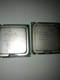 Processadores Core 2 Duo  e Celeron