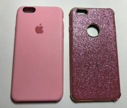 Cases iPhone 6s plus (Medianeira/PR)