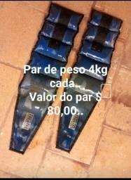 2 pesos 4kg cada..