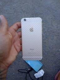 iPhone 6s 64gb semi novo bateria 75%