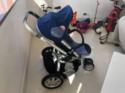 Carrinho quinny buzz+bebê conforto