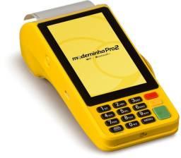 Compre 01 Moderninha PRO2 e ganhe 01 Minizinha NFC Grátis!