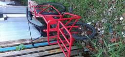 Bicicleta cargueira  270,00