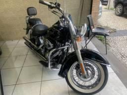 Harley-davidson softail deluxe flstn - 2012