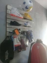 Kit Promocional: 1 Bola Nike, 1 Chuteira Nike, 1 meião, + 1 tornozeleira 300