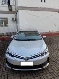 Título do anúncio: Toyota GLI Upper 2018 - Baixa KM