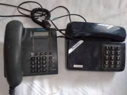 Telefones de fio Siemens