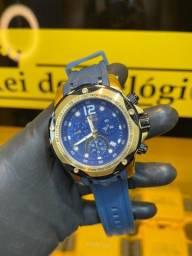 Título do anúncio: Invicta Speedway Correia azul exclusivo
