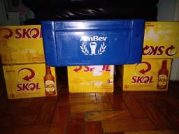 Cascos de Skol de 300 ml