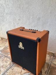 amplificador baixo - Orange crush 35 b