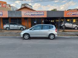 Fit LXL 1.4 2007 Completo + Airbag e ABS