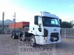 Ford Cargo 2429 8x2 Ano 2015 Completo no Chassi