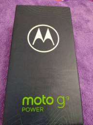Motorola Moto G9 Power novo na cx lacrado