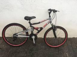 Bicicleta Caloi Shok aro 24 21v