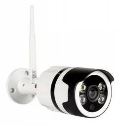 Camera Ip Wifi Ip66 Externa Blindada 2.0mp 4820 Prova D'agua