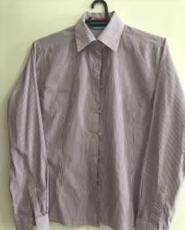 Blusa de Botão da Les Chemises 38