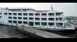Entrada de 80 mil - Ferry Boat