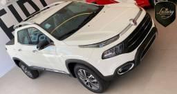 Fiat Toro Volcano Diesel 2021 Branca 0 Km Pronta Entrega