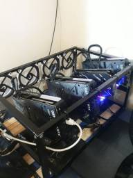 RIG MINERACAO RTX 3070