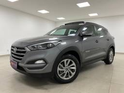 Título do anúncio: Hyundai New Tucson GLS 1.6 Turbo AT - 17/18