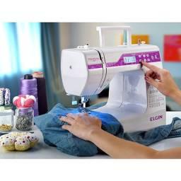 Maquina De Costura Elgin Premium Eletronica