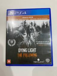 Jogo PS4 - Dying light - The Following