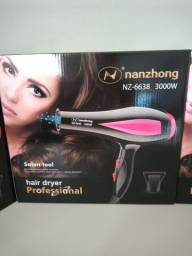 Secador de cabelo Profissional 3.000W Potencia, 110V