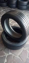 Pneus 245/45/20 Michelin Latitude Sport (semi novos)